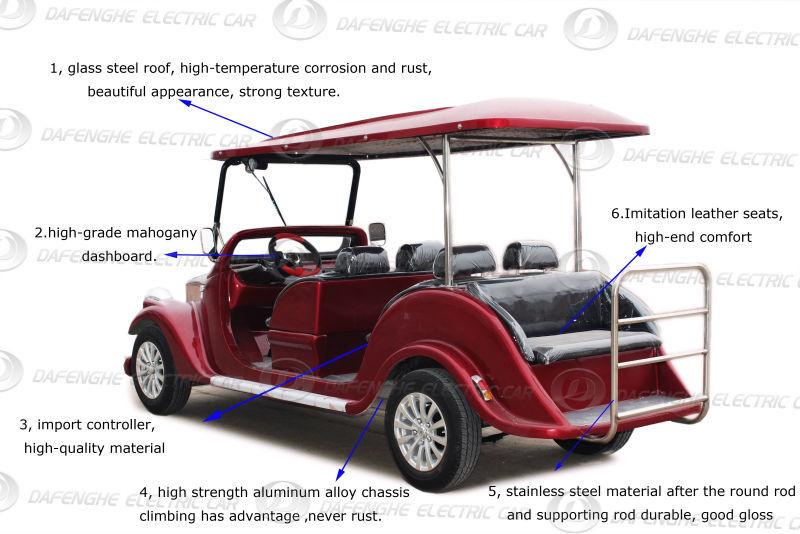China Fabriek Van Luxe Design 2 4 6 8 10 12 Zitplaatsen