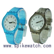 Best Christmas gift ideas for friends, Chinese cheap colorful one dollar promotion plastic watch
