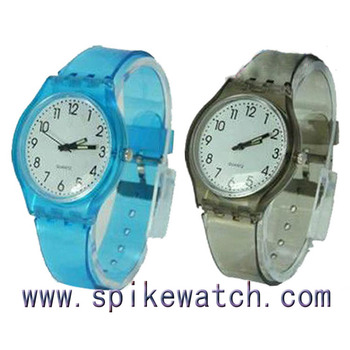 best christmas gift ideas for friends chinese cheap colorful one dollar promotion plastic watch