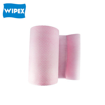 Industrial Lint Free Nonwoven Clean Wipes Cleaning Cloth