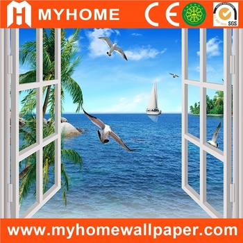 picture about Printable Mural titled printable material wall murals 3d mural wallpaper, Viewpoint 3d mural wallpaper, MyHome Substance Information and facts against Guangzhou Myhome Wallpaper Co., Ltd. upon
