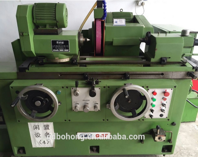 Used Taiwanese G-27 cylindrical grinding machine 270*500mm/small size manual control secondhand machine