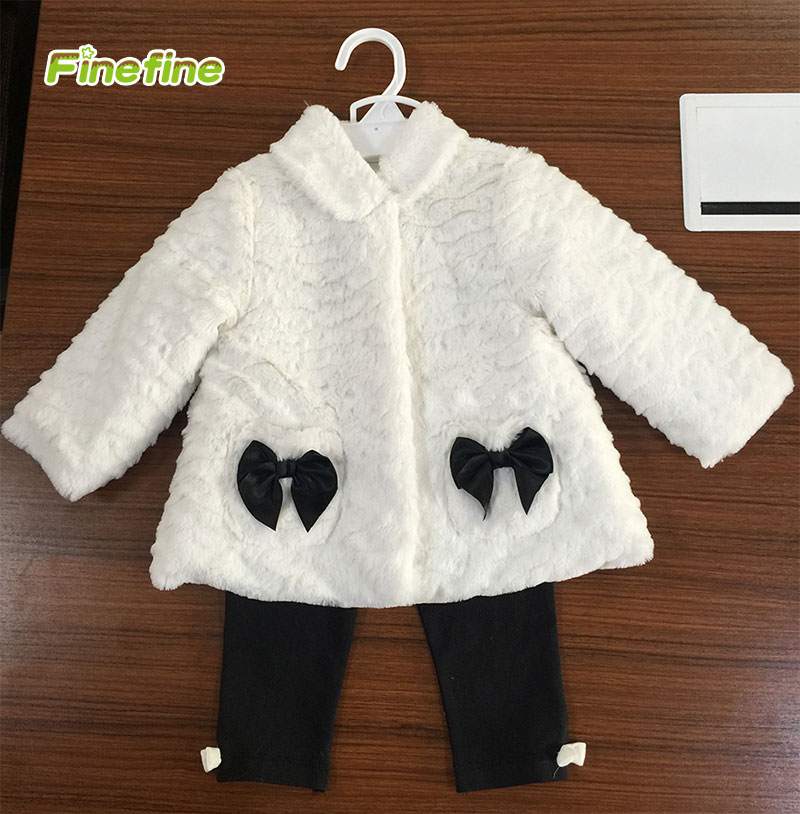High Quality Infant And Toddler Age Group Winter Baby Children Girl Clothes