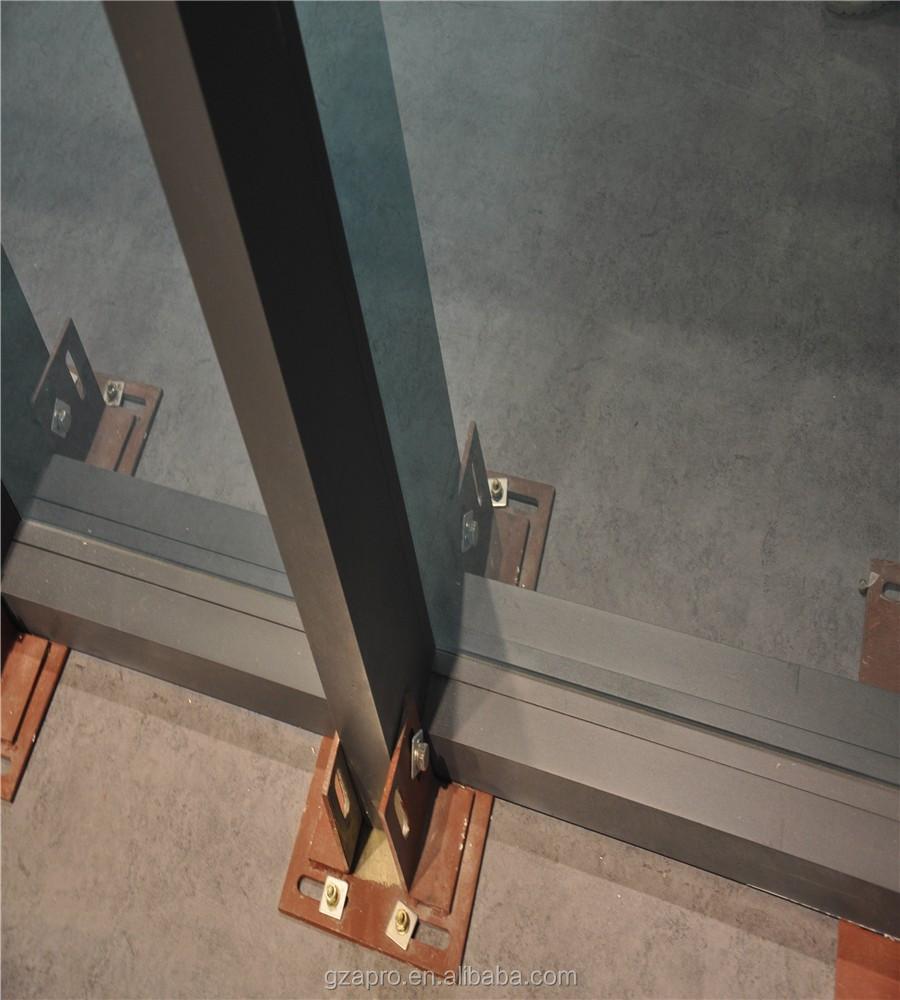 Materiali da costruzione telaio in alluminio facciate continue in ...