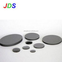 JDS High precision optical single crystal silicon/ Si or germanium/ Ge windows
