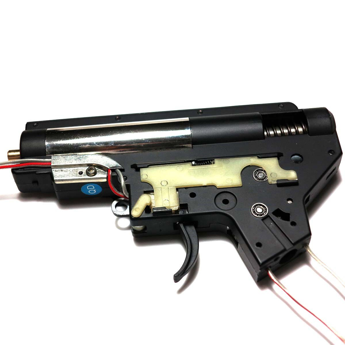 AEG Airsoft Wargame Shooting Gear E&C 8mm Complete QD Transform M4 Gearbox Version 2 Front Line