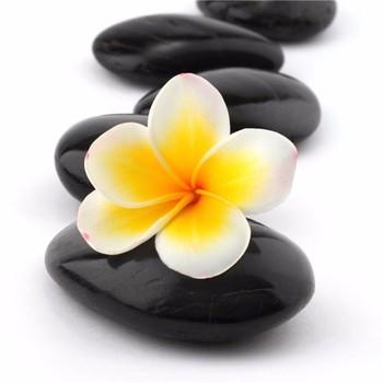 Bir Renkli çiçek Duvar Dekorasyon Boyamaçiçek Boyama Tasarım Için