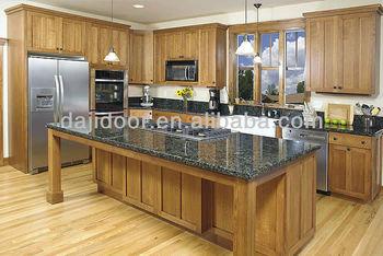 Amerikanischen Stil Holz Schüttler Küchen Dj K063 Für Haus
