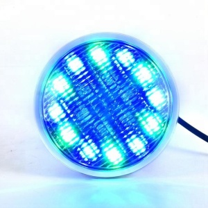 Par 56 led pool 18watt RGB 12v 18w par56 led underwater light