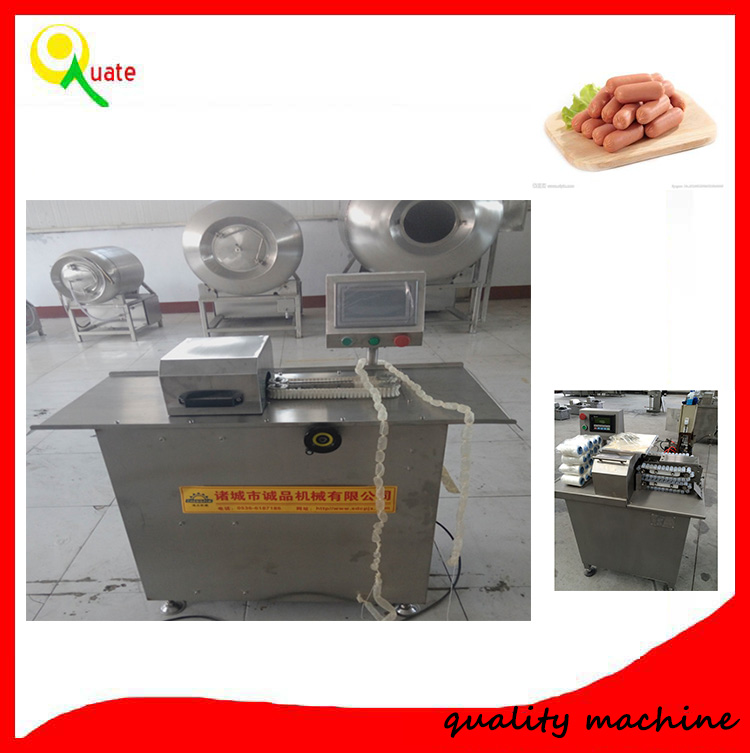 Stainless steel sausage twist linker/ sausage twise machine for sale