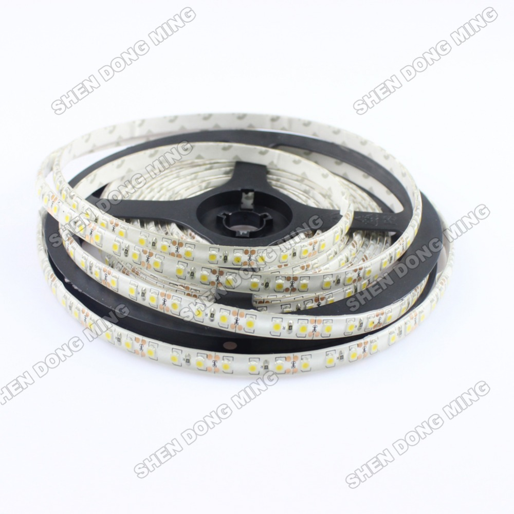 LED Strip light 3528 SMD Waterproof 120leds/m DC12V LED Tape Light For Outdoors Red/Green/Blue/White/Yellow