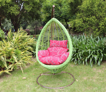 Jhoola Hanging Chair Stand Egg Swing Chair