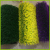 Decorative synthetic turf basketball court artificial turf