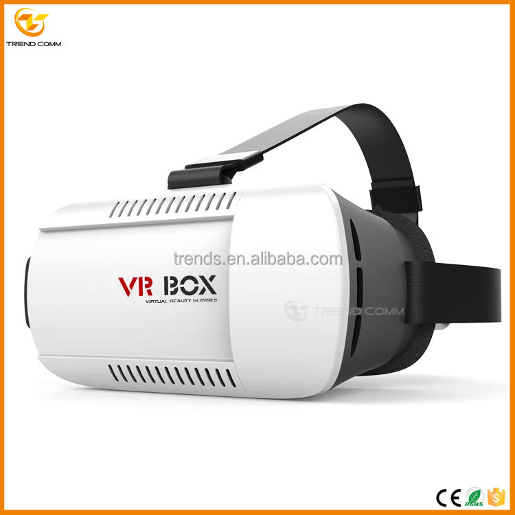 3D Glasses Type and 3D Virtual Reality Glasses Headset 3D Glasses Type Hd for Vr Box 2.0