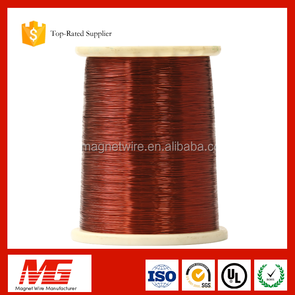 China 28 gauge magnet wire wholesale alibaba round copper enamel coated 28 gage copper enamelled magnet wire greentooth Gallery