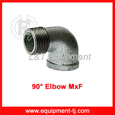 gi/galvanized/elbow pipe fittings