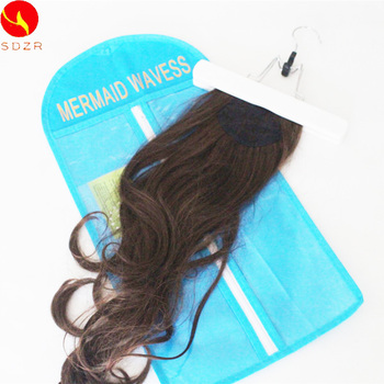 Plastic Ziplock Hair Extension Bag - Buy