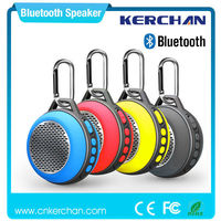 2015 new products portable bluetooth computer speaker volume control remote