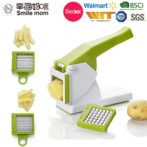 Manual Vegetable French Fry Potato Cube Cutter
