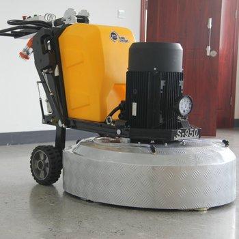 Planetary Concrete Grinding Machine Terrazzo Floor Grinder For Sale View Concrete Grinding Machine Jiansong Product Details From Shanghai Jiansong