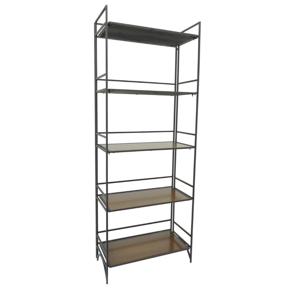 "Benzara HRT-29845 62"" 5 Tier Bakers Rack"