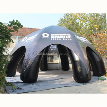 Black Inflatable Paint Booth Restaurant Construction Tent - Buy Inflatable  Paint Booth Tent,Inflatable Restaurant Tents,Inflatable Construction Tent