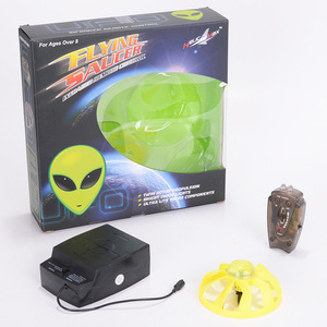 new famous popular cool promotional alien rc UFO toys for boy