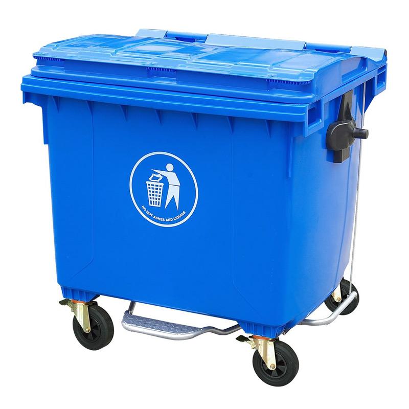 Venta al por mayor contenedor plastico con ruedas compre - Precio de contenedor ...