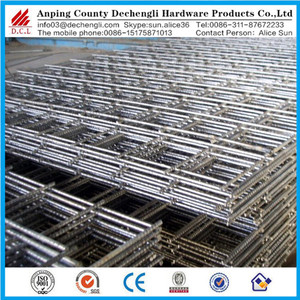steel bar welded brc mesh for reinforcement concrete
