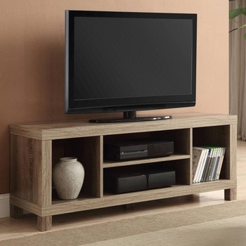 Simple Modern Tv Stand Wood