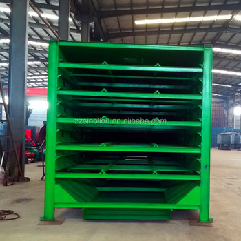 coal briquette mesh belt dryer with high efficiency factory price