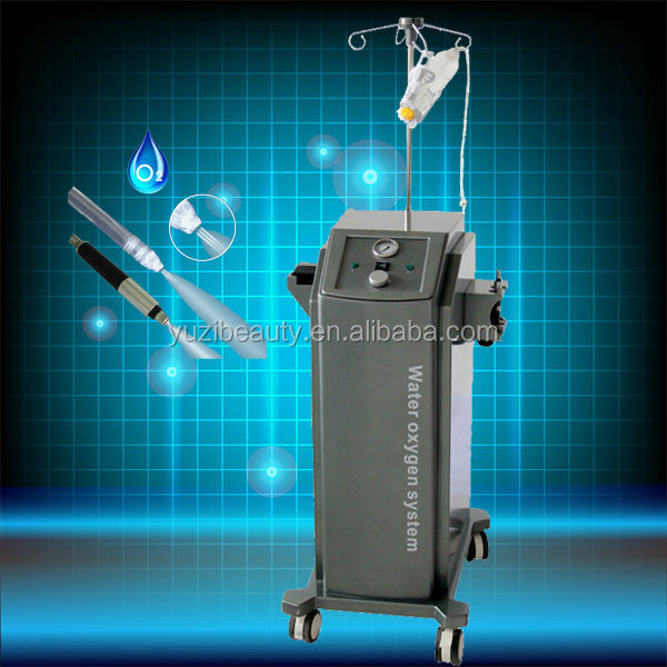 BIO OXY SKIN pure oxygen Newest high bar pressure Newest design & natural cosmetics: machine water oxygen jet peel