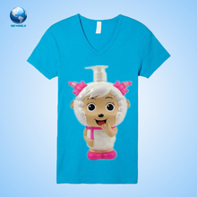 Big World OEM custom,create your own sublimation printing shirts, sublimation printing t-shirts