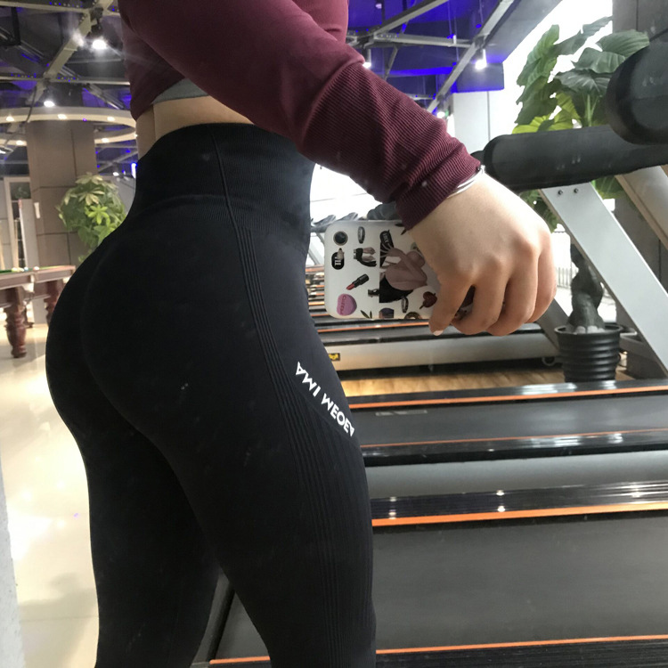 women plain black high waisted tight workout yoga fitness sport gym blank leggings wholesale, Multi color optional;can be customized as pantone no.