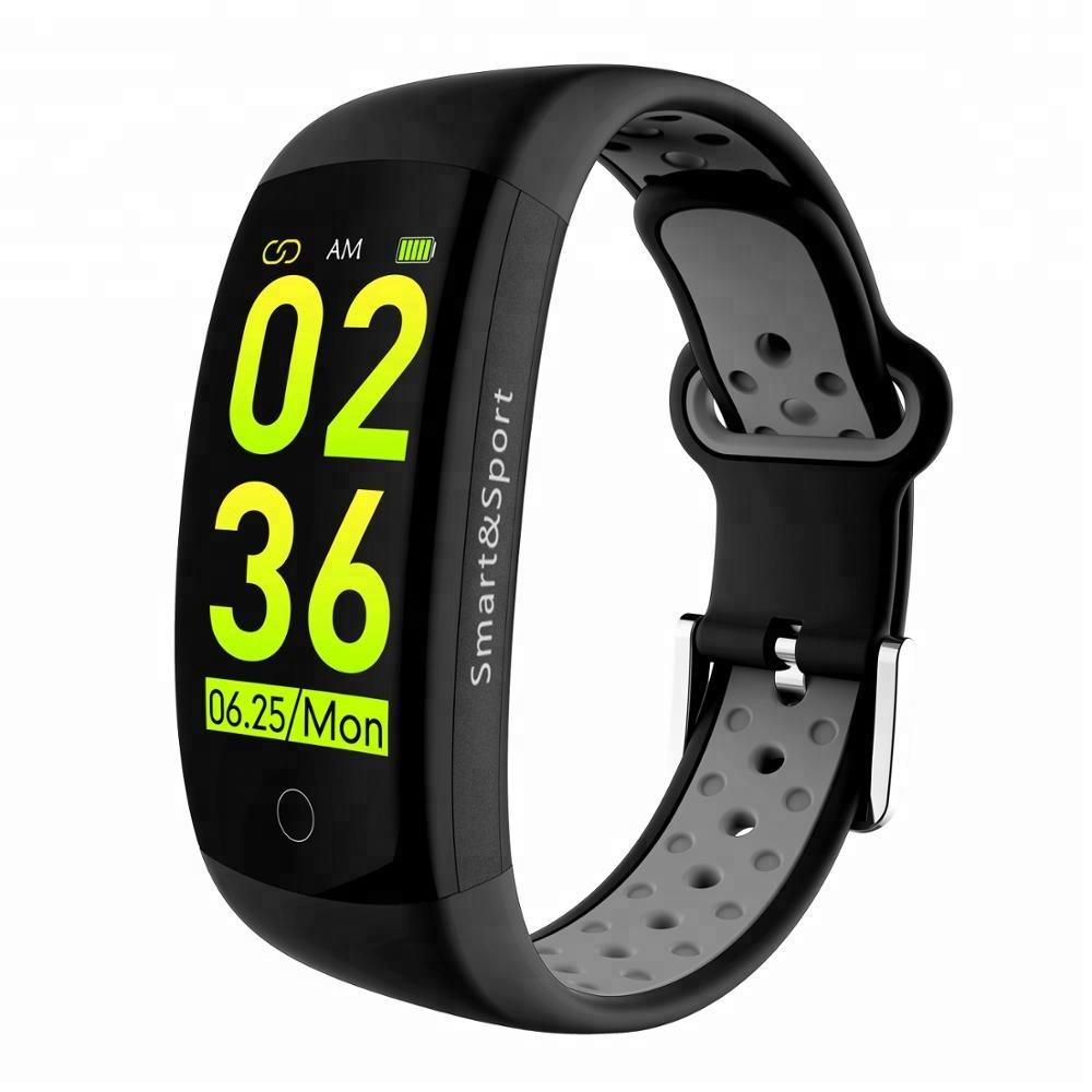 Waterproof Activity Tracker with Heart Rate Monitor Bluetooth Smart Watch Wireless Smart Bracelet