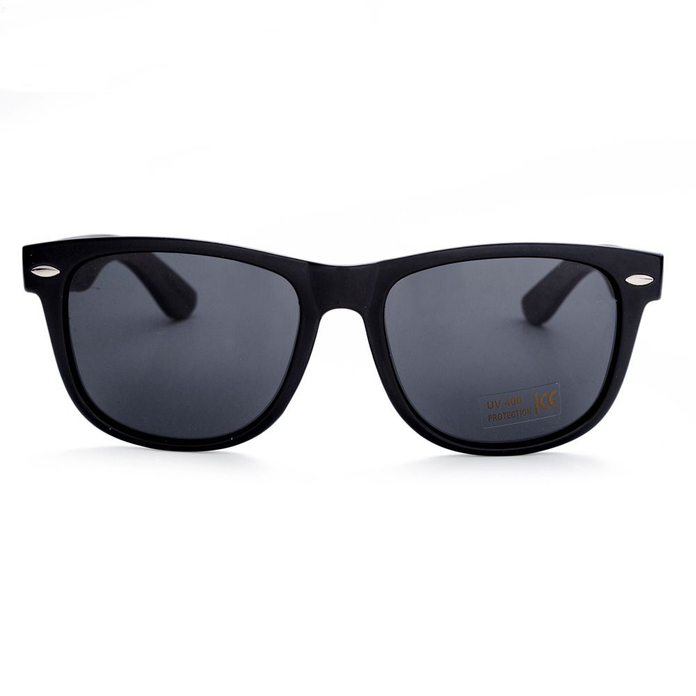 Hot sale cheap walnut wood leg PC frame 2019 new arrivals gafas de sol manufacture in China custom sunglass
