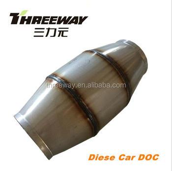 Universal Obdii Euro 4 Doc Diesel Oxidation Catalyst For Diesel Car # Truck  - Buy Doc,Diesel Catalyst,Diesel Converter Product on Alibaba com