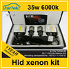 Wholesale Auto Manufacturer H4 12v 55w xenon super vision hid conversion kit made in china 6000k