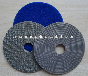 China Supplier Angle Grinder Polishing Disc,Discs For Marble ...