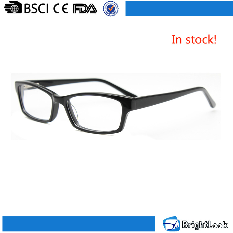 Inventory no MOQ acetate frame optic retro china wholesale glasses