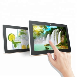 10.1 inch android capacitive touchscreen with poe tablet pc