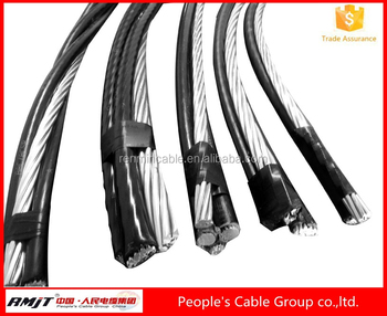 6 Awg Duplex Service Drop Wire For Abc Cable - Buy Service Drop Wire ...