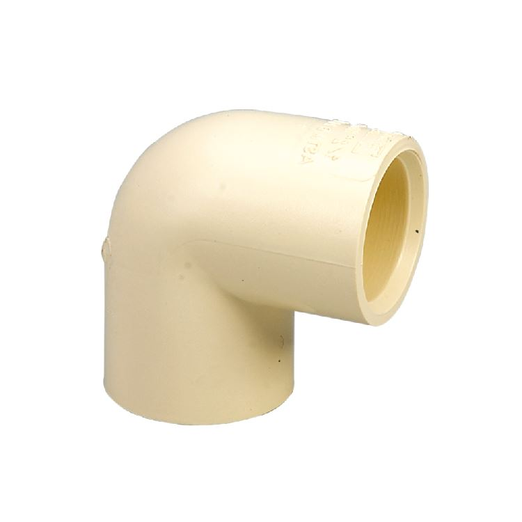 ERA ASTM D2846 NSF Certificate High quality plastic CPVC Pipe Fittings 90 Degree Elbow