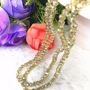 2017 glass beads fashion jewelry accessories