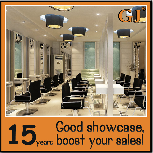 Hot selling customized style <strong>retail</strong> hairdressing salon furniture