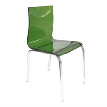 Green Acrylic Chair, Green Acrylic Chair Suppliers And Manufacturers At  Alibaba.com