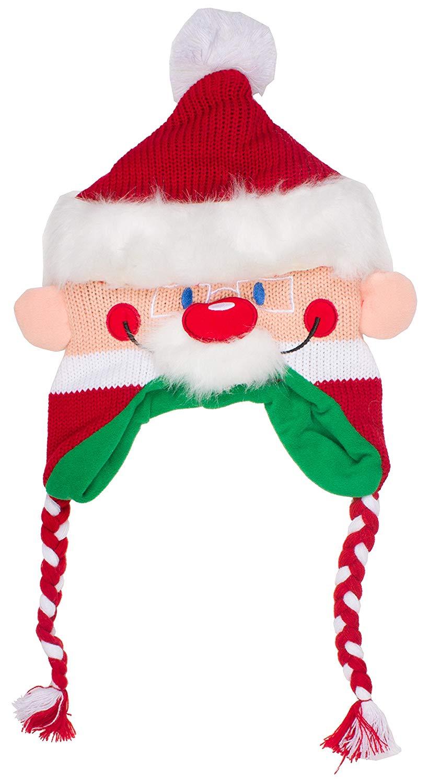 a52a523b8d2 Get Quotations · ABG Christmas Santa Claus