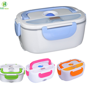 Electric Heating Lunch Box For Sandwich Soup Rice Multi-Functional Lunch Box