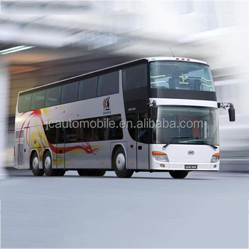 11 M 72 Seater City Bus Double Decker Luxury Bus Price King Long Bus - Buy  72 Seater City Bus,Double Decker Bus,Zhongtong Bus Price Product on