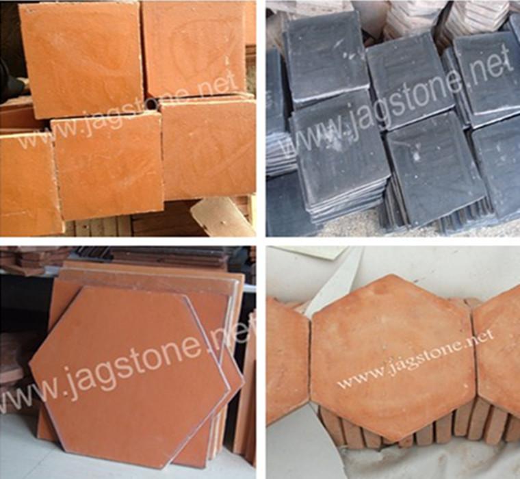 China Manufacturer Handmade Terracotta Floor Tile Buy Old Red